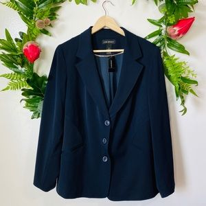 Lane Bryant $90 NWT new navy blazer plus size 22